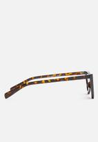 Missguided - Angled sunglasses - brown
