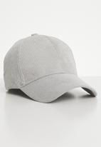Superbalist - Zak peak cap - grey