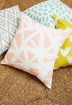 Sixth Floor - Elca cushion cover - pink