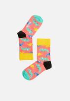 Happy Socks - Dinosaur sock - multi