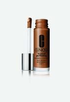 Clinique - Beyond perfecting foundation & concealer - clove