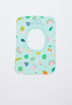 Cotton On - Sugar and spice bib - blue