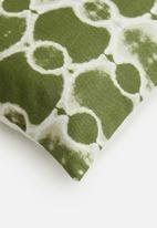 Sixth Floor - Surya cushion cover - olive