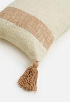 Sixth Floor - Kisa cushion cover - rust