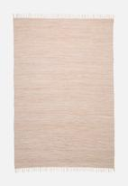 Sixth Floor - Emery kids woven rug - natural
