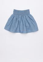 Cotton On - Sunday skirt - blue