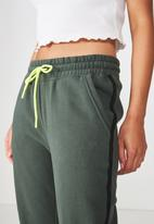 Cotton On - Adele trackpant - green