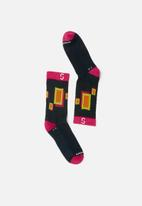 Sexy Socks - Blocks active socks - multi