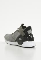 PUMA - Rogue - Charcoal Gray-Puma Black