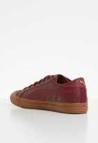PUMA - Capri Leather - Cordovan-Gum-Gum