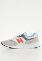 New Balance  - 997 classic running - grey