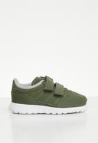 adidas Originals - Forest grove cf sneaker khaki - green