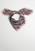 Joy Collectables - Tina stripe scarf - multi