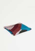 Joy Collectables - Vanjee colour block scarf - multi