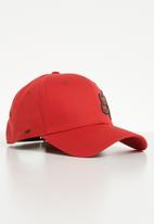 Fox - Forty five prostyle snapback cap - red
