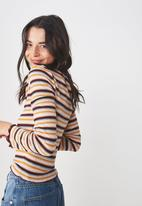 Cotton On - The sister long sleeve top - multi