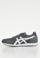 Asics Tiger - Curreo II - grey & white