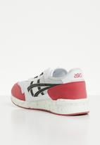 Asics Tiger - Hyper gel-lyte - white/rouge