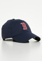47 Brand - 47 Clean up - Boston Red Sox cap - red & navy
