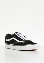 Vans - Ua ComfyCush old skool - (classic) black/true white