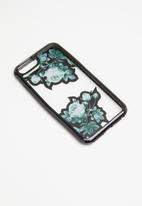 Typo - The superior iphone case 6,7,8 plus - black