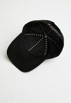 KAPPA - Marmolada snapback - black