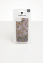 Typo - Shake it iphone case  6,7,8 - multi