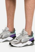 PUMA - RS-X tracks - grey violet & charcoal grey