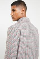 Superbalist - Check mac coat - multi
