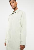 Superbalist - Plain mac coat - beige
