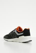 New Balance  - 997 classic running - black