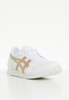 Asics Tiger - Curreo II - white & bronze