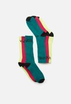 Vans - Classic crew socks - multi