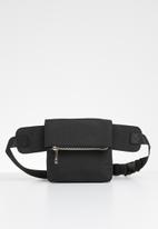 Missguided - Utility bumbag - black