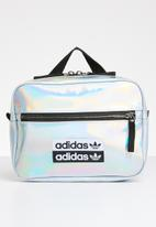 adidas Originals - Kylie jenner  x falcon x coeeze  mini airliner backpack - silver
