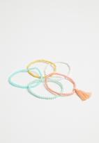 POP CANDY - Assorted bracelet set - multi