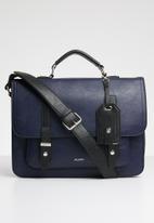 ALDO - Runnemed bag - navy