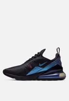 Nike - Air max 270 - black / laser fuschia / purple