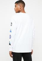 Cotton On - Nasa- exploration tbar collaboration long sleeve tee - white