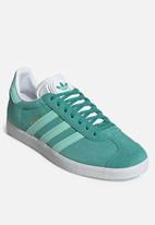 adidas Originals - Gazelle - true green/clear mint/ftwr white