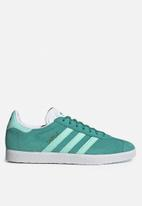 adidas Originals - Gazelle - true green/clear mint/ftwr white