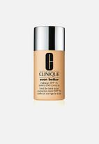 Clinique - Even better makeup broad spectrum spf 15 - golden neutral