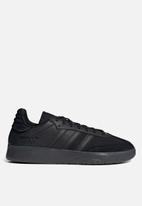 adidas Originals - Samba RM - core black/core black/ftwr white