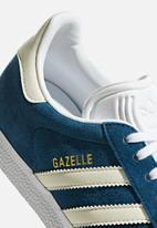 adidas Originals - Gazelle - legend marine/ECRU TINT S18/ftwr white