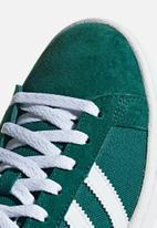 adidas Originals - Campus - collegiate green/ftwr white/crystal white