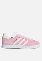 adidas Originals - Gazelle - true pink/ECRU TINT S18/ftwr white