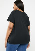 Levi's® - Perfect logo tee - black