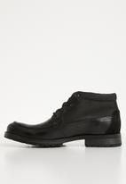 Jack & Jones - Forest mid boot - black