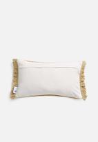 Sixth Floor - Ismaya cushion cover - rust