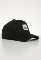 adidas Originals - Aframe cap - black & white